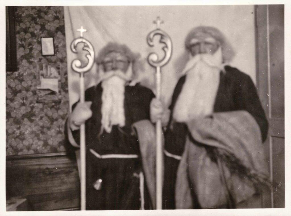 Bild: St. Nikolaus im Jahr 1930