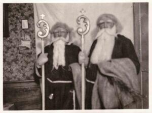 Damals: St. Nikolaus im Jahr 1930