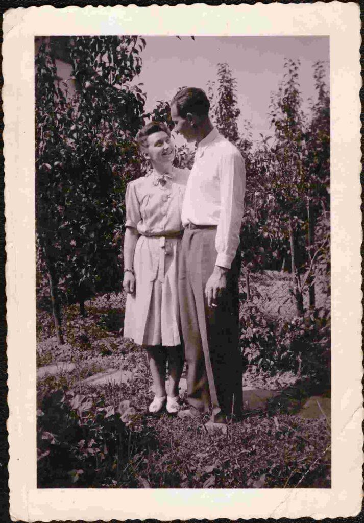 Bild: Ehepaar Gertrud und Ernst Ulrich-Gürtler