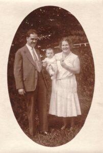 Bild: unbekannte Familie