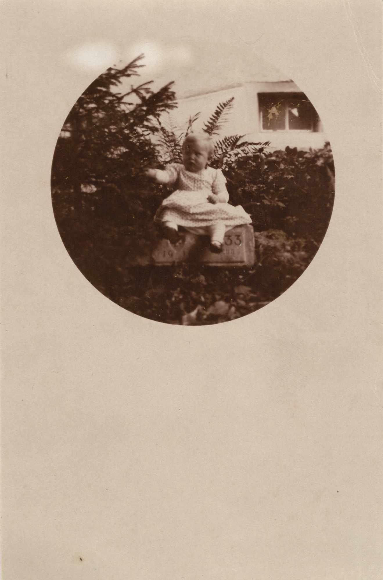 Bild: Kleinkind, ev. Gertrud Gürtler