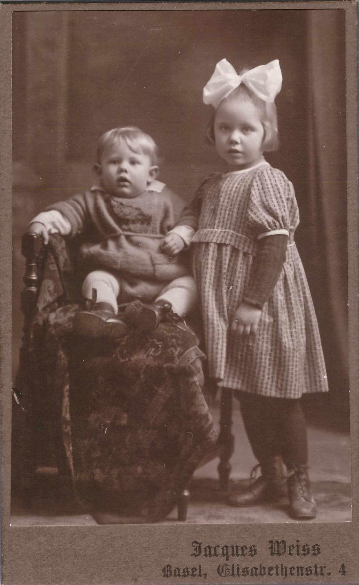 Bild: Kurt und Gertrud Gürtler