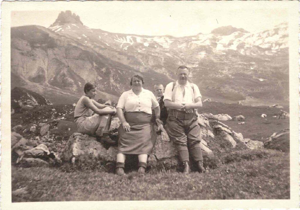 Bild: Ferien in den Bergen